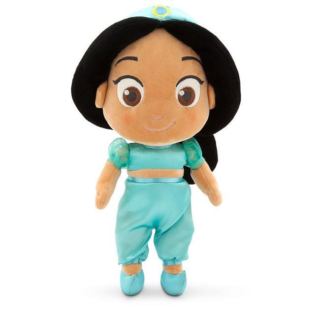加拿大代購disney迪士尼公主系列阿拉丁jasmine玩偶