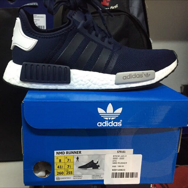 82674763b56f0 For Sale Brand New Adidas NMD Runner Boost.Very Fresh bought from ...