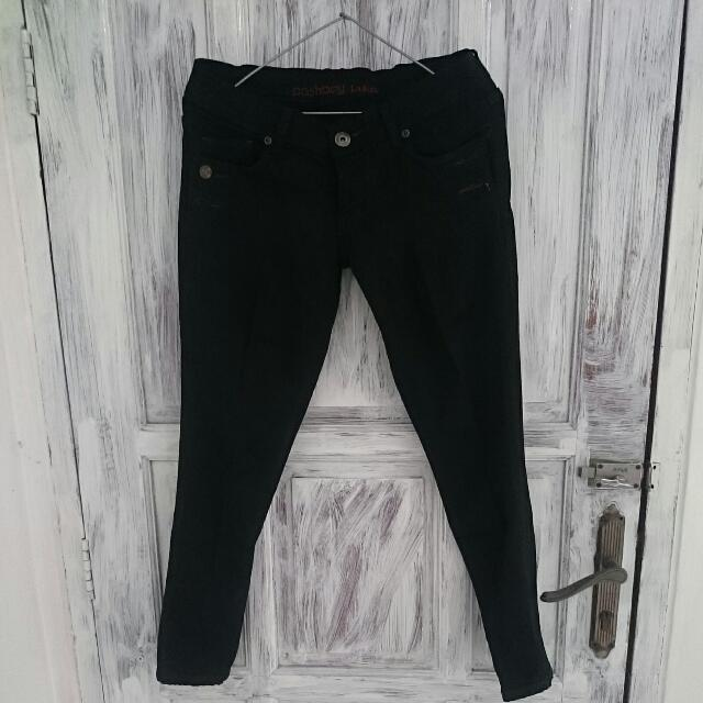 Jeans Hitam Poshboy Ladies