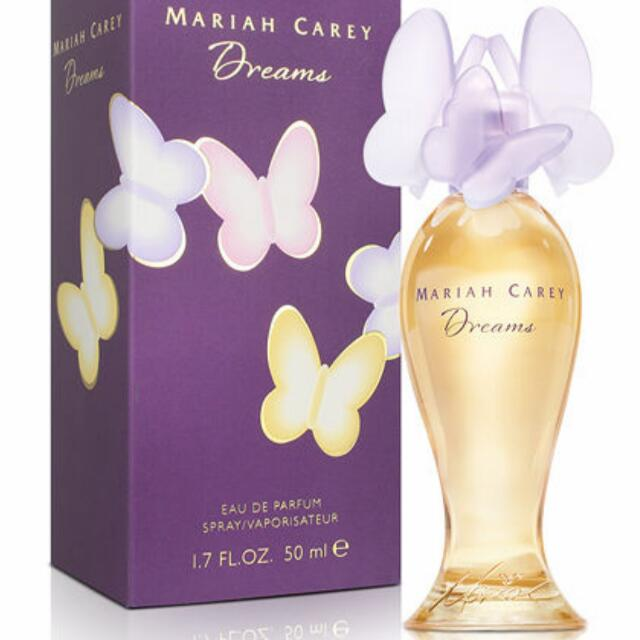 Mariah Carey 50ml 夢遊仙境女性淡香精