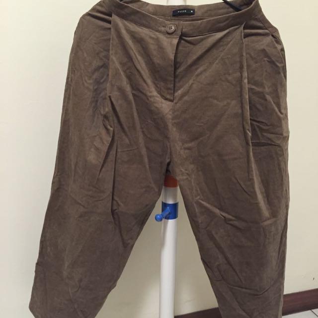 Pazzo 寬褲