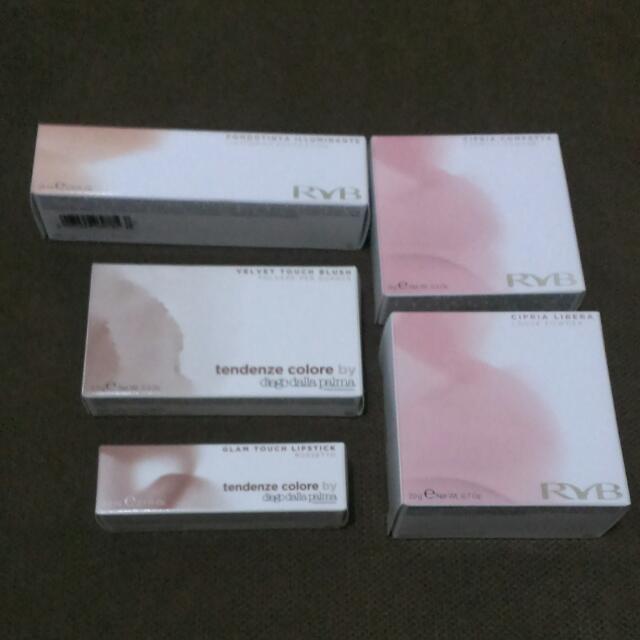 RVB彩妝用品(一起賣)