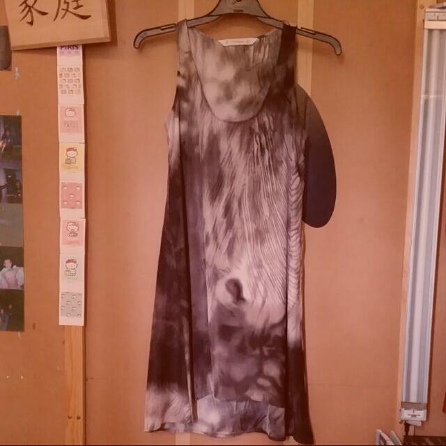 Seed Silky Dress