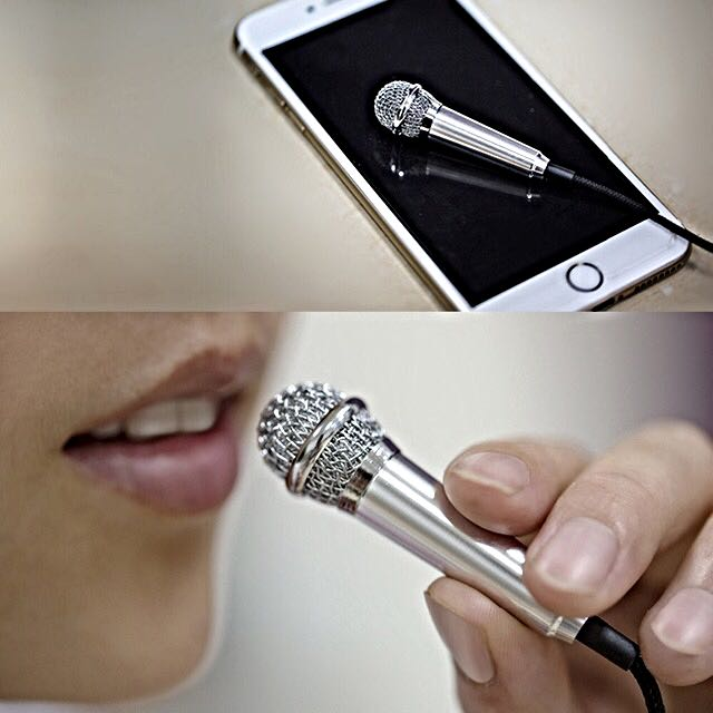 offer* Smule Karaoke New Gadgets Portable Mini Microphone