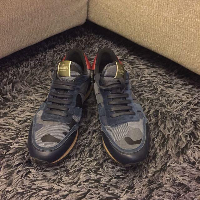 Valentino 慢跑鞋 10號