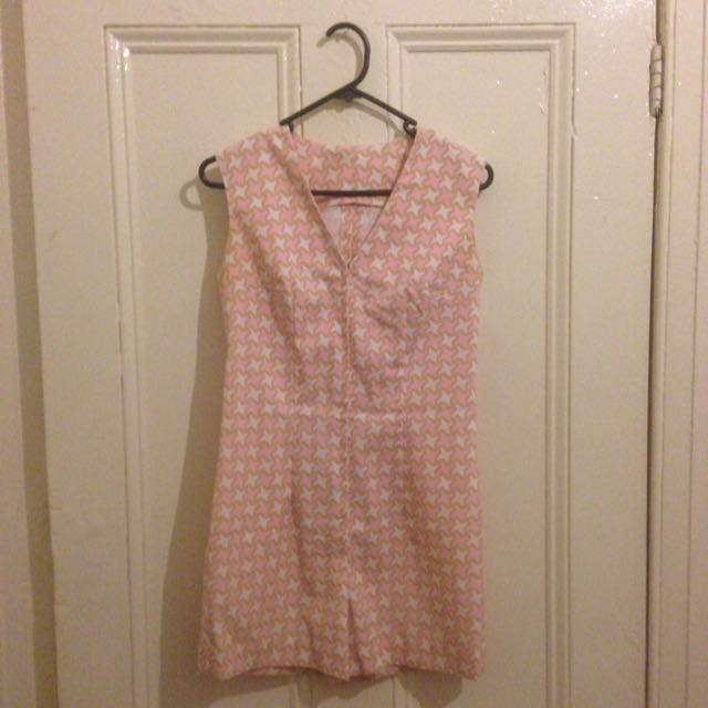 Vintage Playsuit Size 8