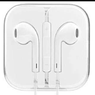 Apple原廠耳機/線控麥克風耳機