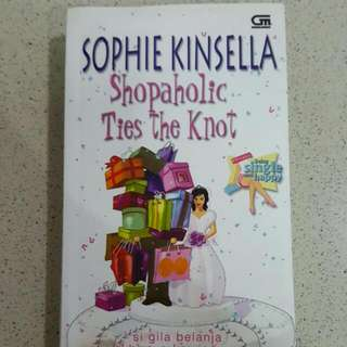 Shopaholic Ties The Knot By Shopie Kinsella