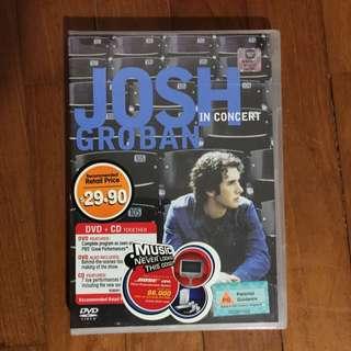 Josh Groban in Concert - DVD