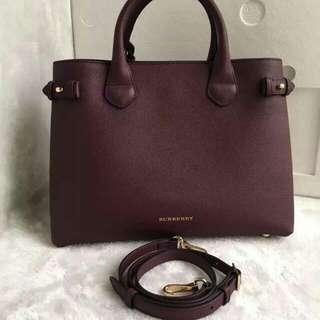 New Burberry Lady Handbag