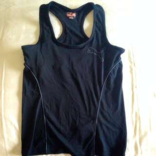 Puma Workout Singlet Size L