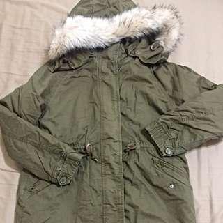 軍外套 軍大衣 寒流 軍裝 綠外套