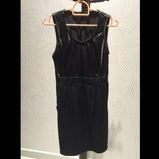 Dinner Black Dress