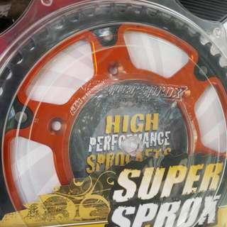 Ktm Supersprox 55t