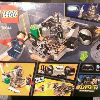 Lego 76044  全新未拆