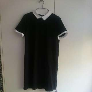 Zara Tee Shirt Dress
