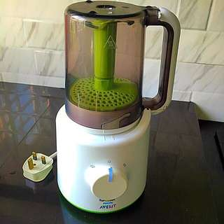 Philips 2 In 1 Blender