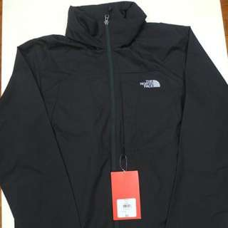 美國購入 原廠The North Face Venture 輕量防水透濕夾克 L號 基本款 黑色 現貨 全新正品 風衣外套