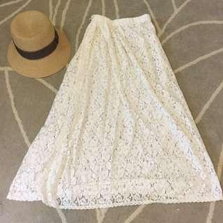 (已售出)蕾絲裙罩