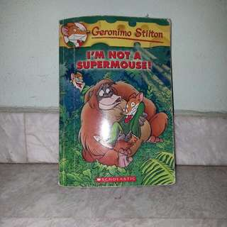 Geronimo Stilton stories book
