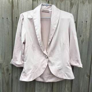 ¾ Sleeve Jacket