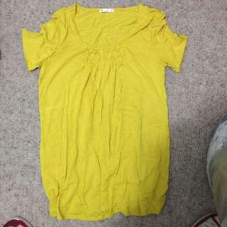 Yellow Top Size 10