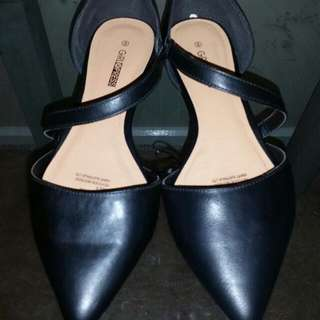 Size 9 Black Shoes