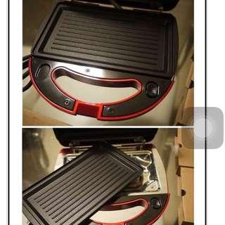日本imarflex伊瑪多功能鬆餅機(五合一可換盤鬆餅機)