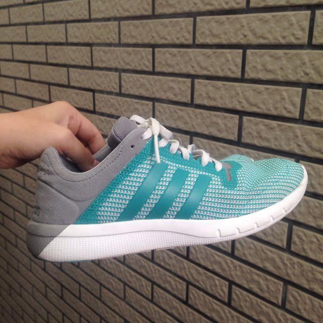(保留中)8-9成新 Adidas climacool系列 女輕量運動鞋