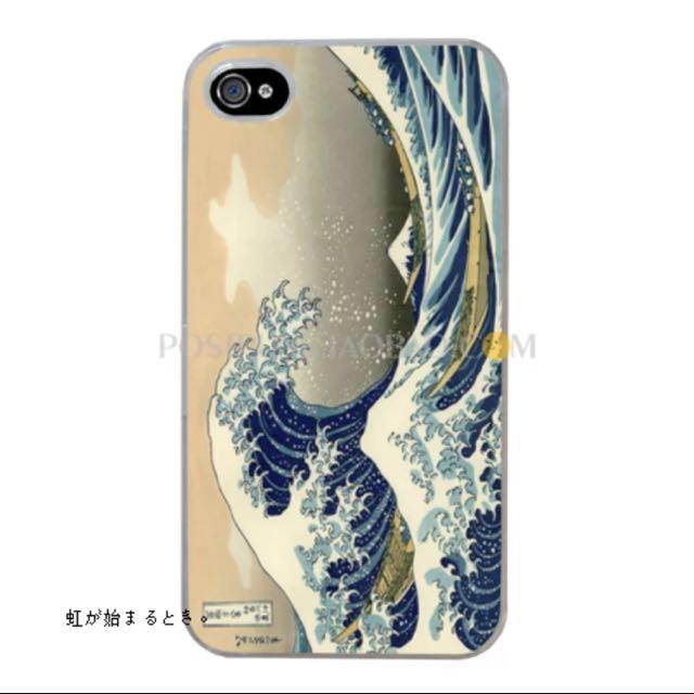 🔥浮世繪圖案手機🔥預購中
