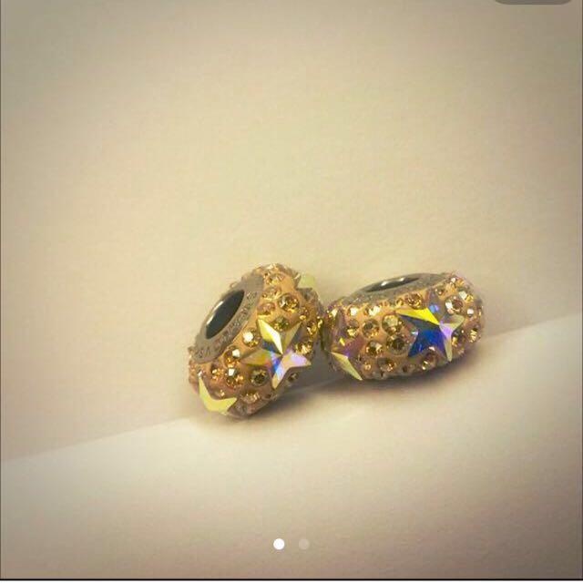 潘朵拉通用 Swarovski 珠珠 (含運)