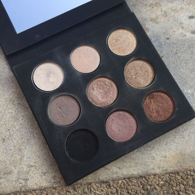 Authentic Mufe Artist Palette 1