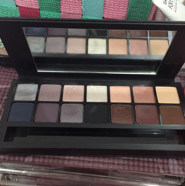 Authentic Smashboxdouble Exposure Palette