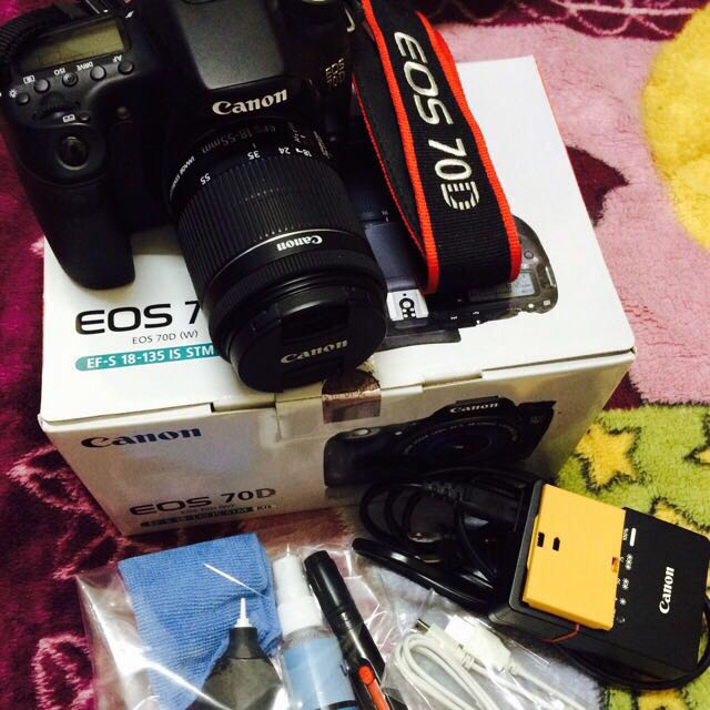 Canon EOS 70D 新竹面交 !!