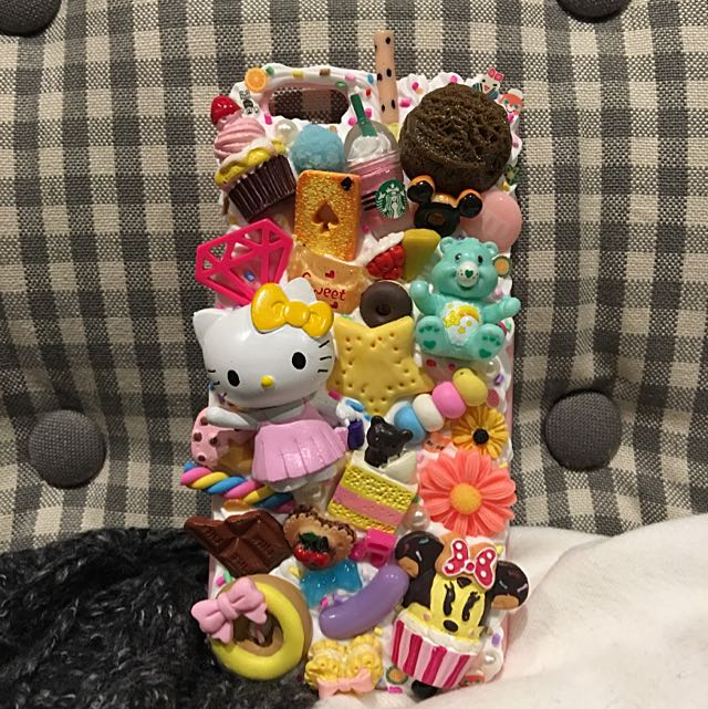 Handmade iPhone 6/6s Whipped Cream Case