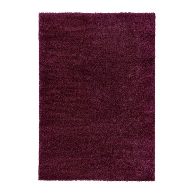 IKEA ADUM RUG HIGH PILE LILAC. BRAND NEW! USED ONLY ONCE