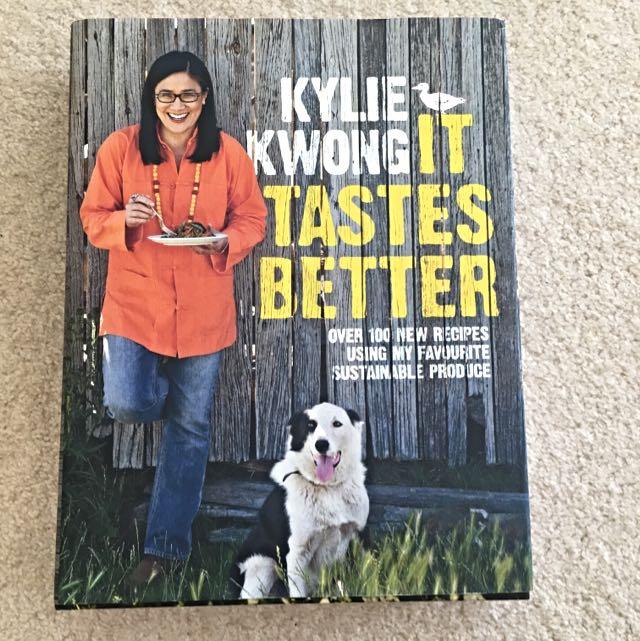Kylie Wong - It Tastes Better
