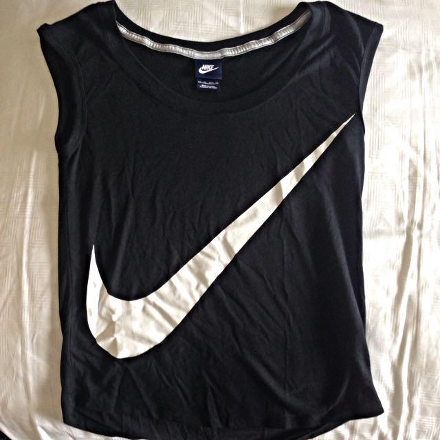 Nike Capped Sleeve Singlet XS