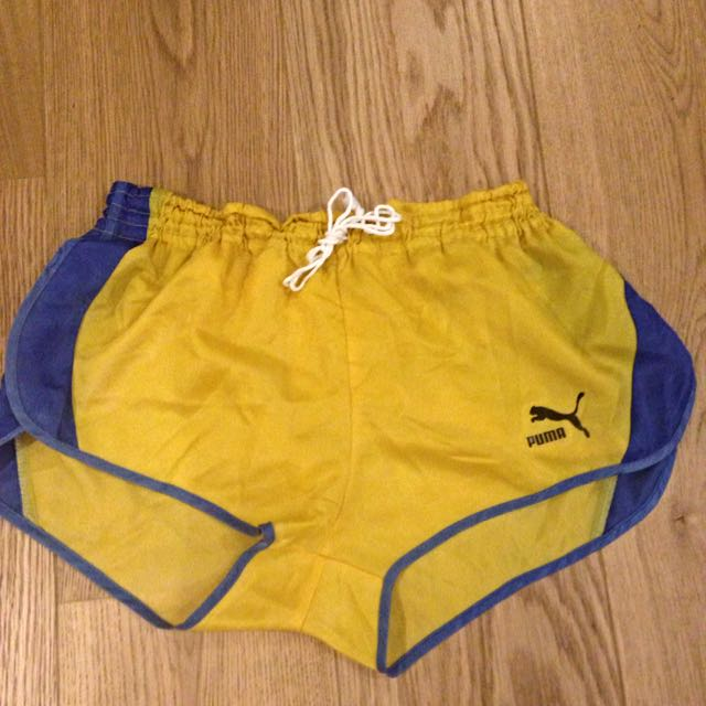 Puma Vintage Short Shorts