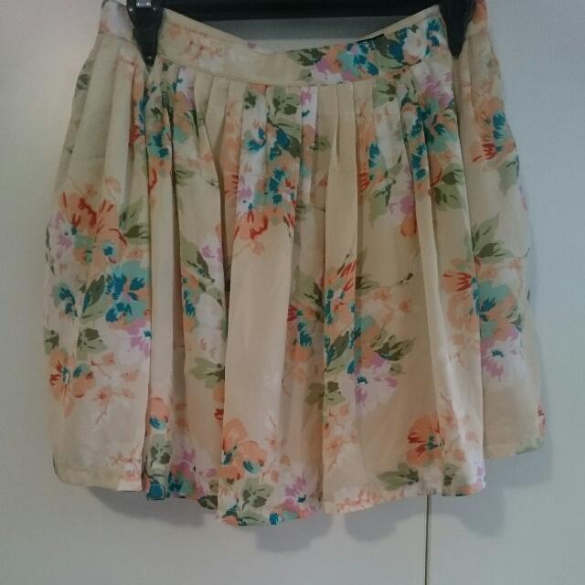 Sabo Skirts - floral Skirt