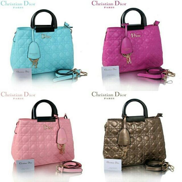 SALEE !!! CHRISTIAN DIOR single bag 5179