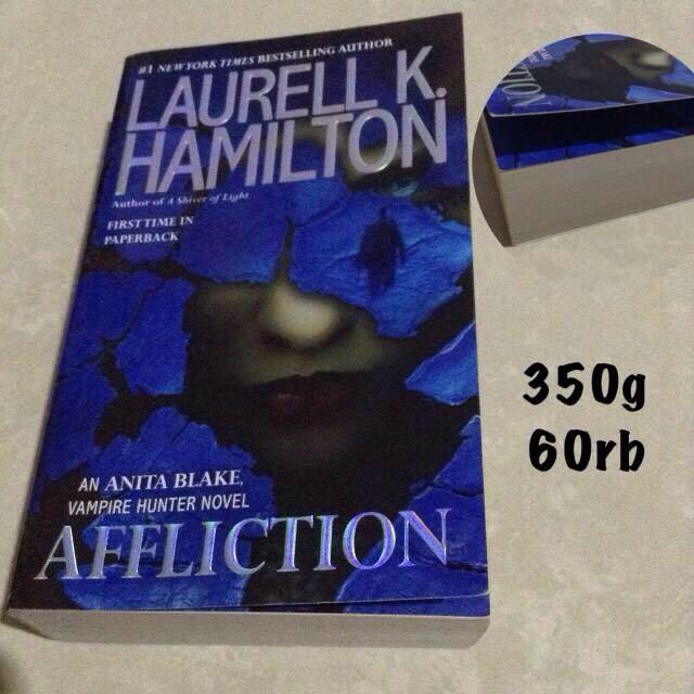 [SECONDHAND] Laurell Hamilton - Affliction (Anita Blake Vampire Hunter #22)