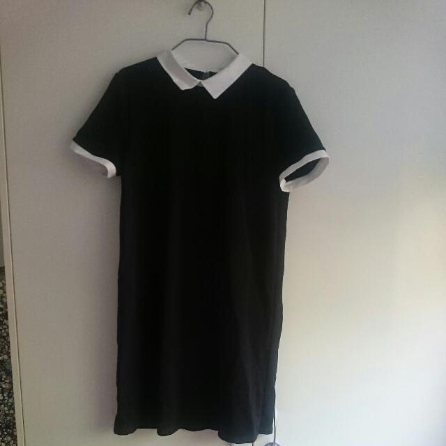 Zara Tee Shirt Dress