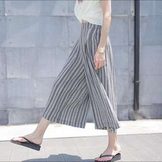 Printed Aztec Patterned Culottes