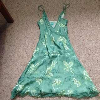 Wish Silk Dress Size 10