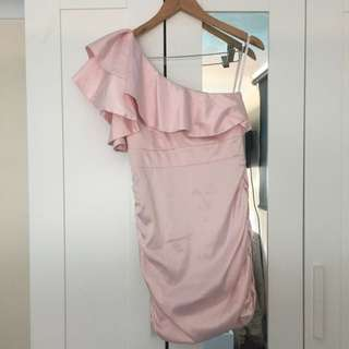 Abyss Baby Pink Dress!
