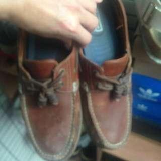 Oris帆船鞋