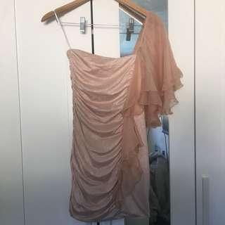 Sheike Champagne Colour Dress!