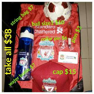 Liverpool Collectable Item.
