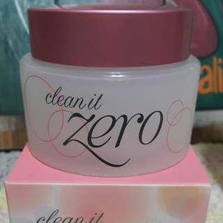banila co 保濕卸妝凝霜(Clean it zero) 100ml